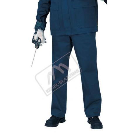 Spodnie z paskiem dla spawacza art. 5595