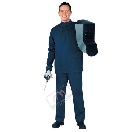 Spodnie z paskiem dla spawacza art.5140
