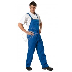 Spodnie ogrodniczki kwasoodporne art.6511