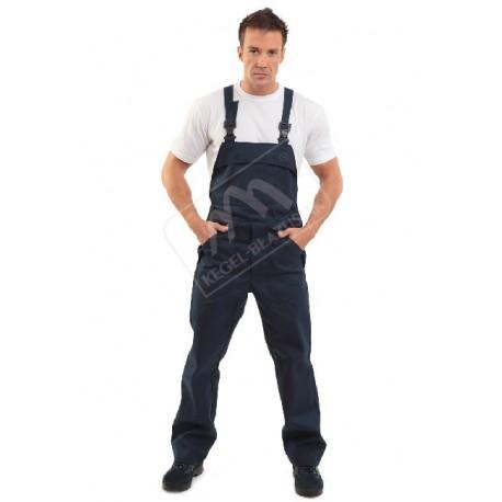 Spodnie ogrodniczki ochronne art.6594