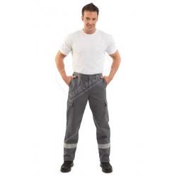 Spodnie do pasa ochronne trudnopalne art.5691