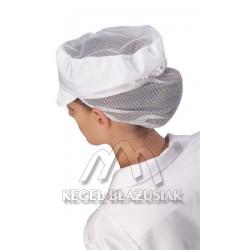 Czapka z siatką na włosy art.0118