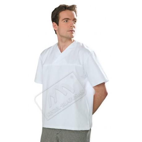 Bluza w serek art.3257