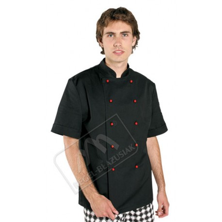 Bluza kucharska krótki rękaw art.3403