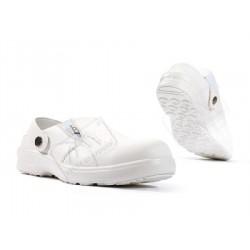 Sandał BARI roboczy biały bezpieczny SBAE art.2316