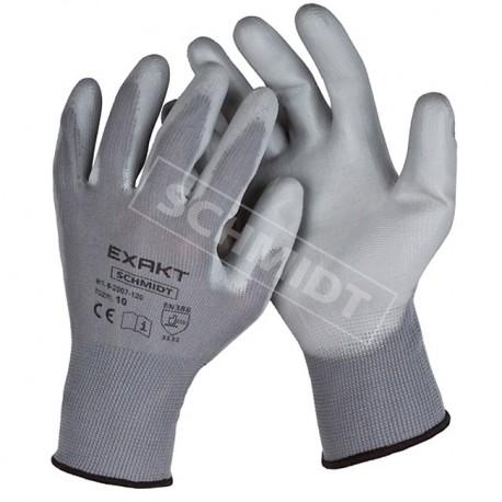 Rękawice pouliretanowe EXAKT