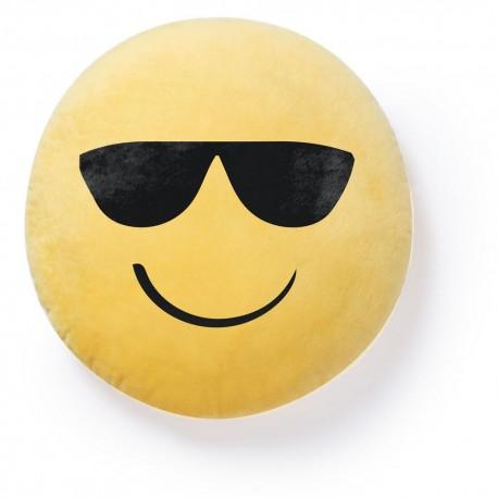 "Poduszka ""uśmiechnięta buzia"" (sunglasses) V7926-08C"