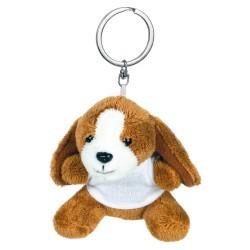 Braidy, pluszowy pies, brelok HE736-18