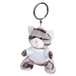 Ollie, pluszowy kot, brelok HE737-19
