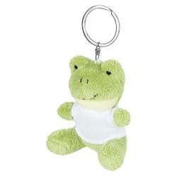 Sallie, pluszowy żaba, brelok HE741-06