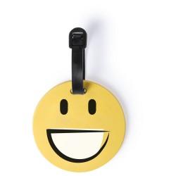 """Zawieszka do bagażu """"uśmiechnięta buzia"""" (smile) V8937-08A"""