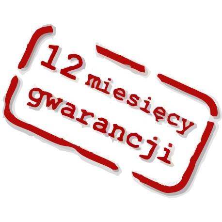 Przedłużenie gwarancji o 12 miesięcy