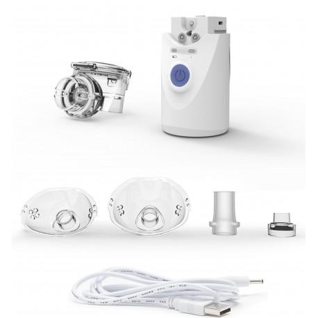 Nebulizator Inhalator cichy membranowy