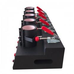 Prasa do kubków 5w1 termotransfer, sublimacja PTMP150x5