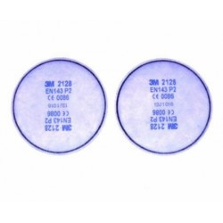Filtr 3M 2128 - przeciwpyłowy P2