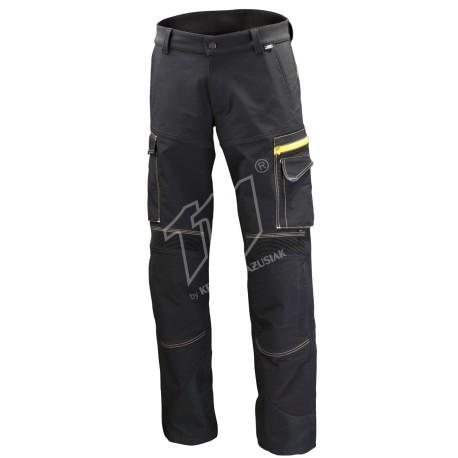 Spodnie do pasa Pure Black 5616-340