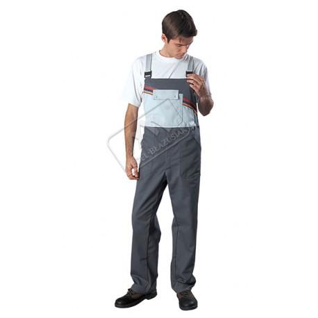 Spodnie ogrodniczki serwisowe art.6060