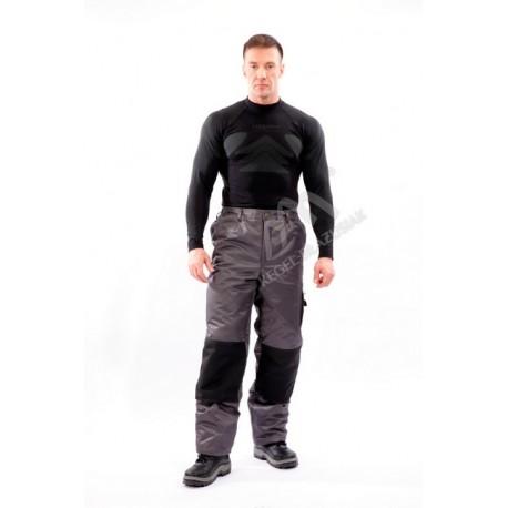 Spodnie do pasa ocieplane WORK art.5814