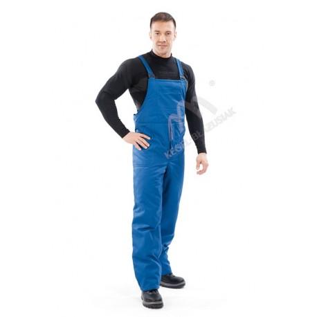 Spodnie ogrodniczki ocieplane art.6000